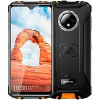 Защищенный смартфон Oukitel WP8 PRO (black-orange), противоударный - 4/64 Гб - ОРИГИНАЛ!