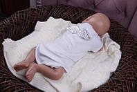 Боди ангел (серебро) 56 Brilliant Baby