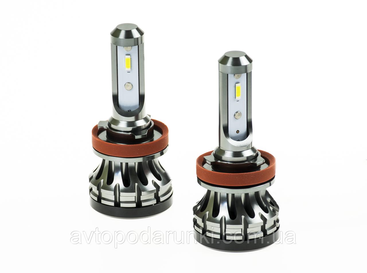 Автомобильные светодиодные LED лампы OSRAM  50Вт 6000Лм 6500К 12v Цоколь H11 ( H8/H16 )