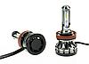 Автомобильные светодиодные LED лампы OSRAM  50Вт 6000Лм 6500К 12v Цоколь H11 ( H8/H16 ), фото 3