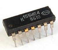 Микросхема К155ИЕ4