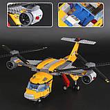 Конструктор 10713 Вертоліт для доставки вантажів у джунглі 1298, фото 5