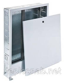Шкаф коллекторный встроенный 720х580х110мм