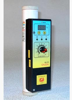 Котел-моноблок GAZDA GM-102, водонагрівач 2 кВт класу Extra з напівпровідникової автоматикою