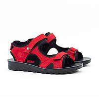 Босоножки Женские Летние Красные STEPTER 7179 Красные 37 размер