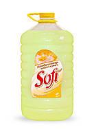 "Ополіскувач д/ тканин ""SOFI"" 3л Milk & Honey (жовтий)/-037/10"