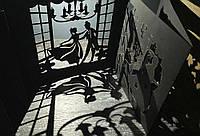 Волшебная подарочная Книга Театр теней сказка Золушка ShadowDelight