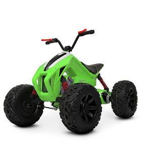 Детский квадроцикл Bambi M 4457EL-5 зеленый