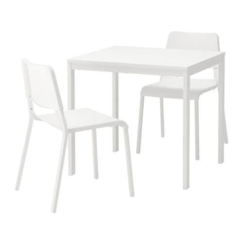 ВАНГСТА / ТЕОДОРЕС, Стол и 2 стула - ТОП ПРОДАЖ