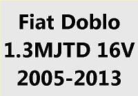 Опоры двигателя Fiat Doblo 1.3MJTD 16V
