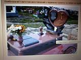 Підприємство займається виготовленням пам'ятників з граніту, фото 3