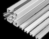 Защитный профиль паза 10 L=2000mm GREY