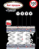 Матрас пружинный «ТРЕНД» ТМ Велам