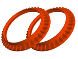 Шумоизоляторы (резинки) SS20 для пружины ВАЗ 2108-2110 передние