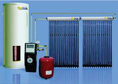 Альтернативная энергетика. солнечные водонагреватели