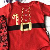 Костюм Новорічний санта для хлопчика і дівчинки Туреччина 15. Розмір 68 см,, фото 2