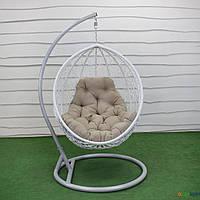 """Подвесное кресло кокон """"Наоми"""" (Арт.-103), Садовая мебель из искусственного ротанга"""