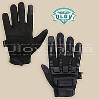Перчатки ESDY закрытые Черные