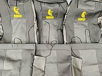 Чехлы Камаз Евро на 3 высоких сиденья с подголовниками, фото 1