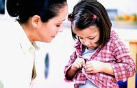Учим ребенка одеваться самостоятельно.