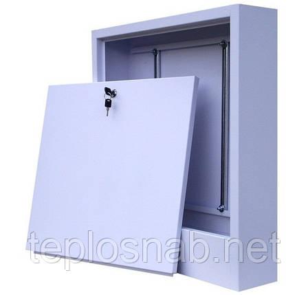 Шкаф коллекторный выносной  485х580х110мм, фото 2