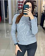 Жіночий стильний светр, фото 1