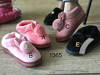 Обувь для дома,тапули с ушками,зайчики, фото 1
