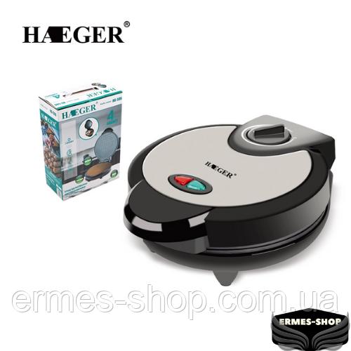 Вафельниця електрична Haeger HG-506