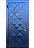 Входная дверь Булат Стандарт модель 406, фото 1