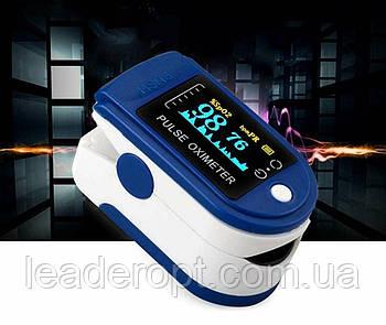 ОПТ Пульсоксиметр однопальцевый Pulse oximeter электронный