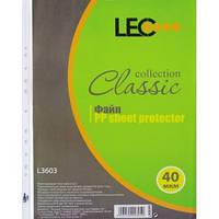 Файл глянцевий А3 40мкм Leo L3603 25шт. 172060