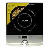 Электрическая индукционная настольная плита Rotex RIO230-G, фото 2