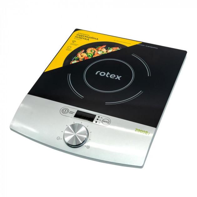 Электрическая индукционная настольная плита Rotex RIO230-G