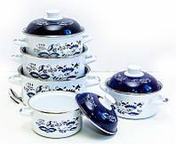 Набор посуды Bohmann BH-8301 10 предметов