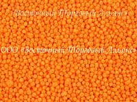 Рис воздушный - Шарики оранжевые