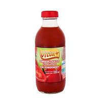 Сок Vitta Plus томатный стекло 0.33 л