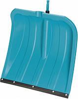 Лопата для уборки снега Gardena Combisystem 40 см с пластиковой кромкой (03240-20.000.00)