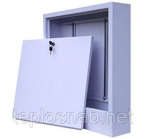 Шкаф коллекторный выносной  845х580х110мм