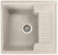 Кухонная мойка гранитная Valetti Europe модель №71 терра 51*50
