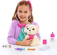 Интерактивный щенок Barbie в сумочке набор Ветеринара Barbie Kiss and Care Pet Doctor, фото 1