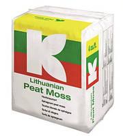 Торф натуральний кислий Klasmann Lithuanian Peat Moss 200 л pH 3.5-4.5