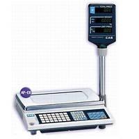 Весы электронные торговые   ремонт