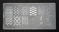 Диск для стемпинга KD-SM612-005, фото 1