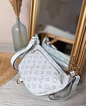 "Сумка Louis Vuitton ""Серая"", фото 3"