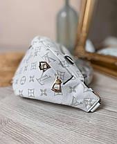 "Сумка Louis Vuitton ""Серая"", фото 2"
