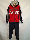 Теплый спортивный костюм для мальчика, различные цвета, фото 9