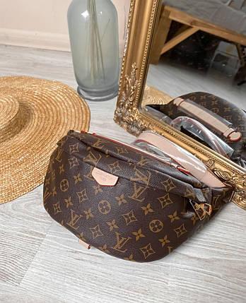 """Сумка Louis Vuitton """"Коричнева"""", фото 2"""