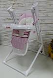 Детский стульчик для кормления CARRELLO Triumph CRL-10302, фото 3