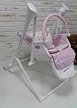 Детский стульчик для кормления CARRELLO Triumph CRL-10302, фото 5