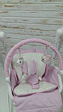 Детский стульчик для кормления CARRELLO Triumph CRL-10302, фото 4